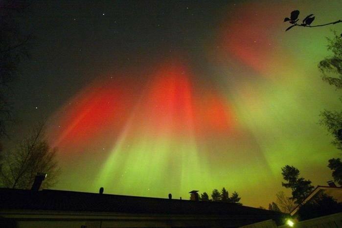 Тайны и загадки северного сияния. Красивые фотографии необычного природного явления