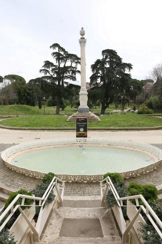Рим. Театр Торлония (Teatro Torlonia)