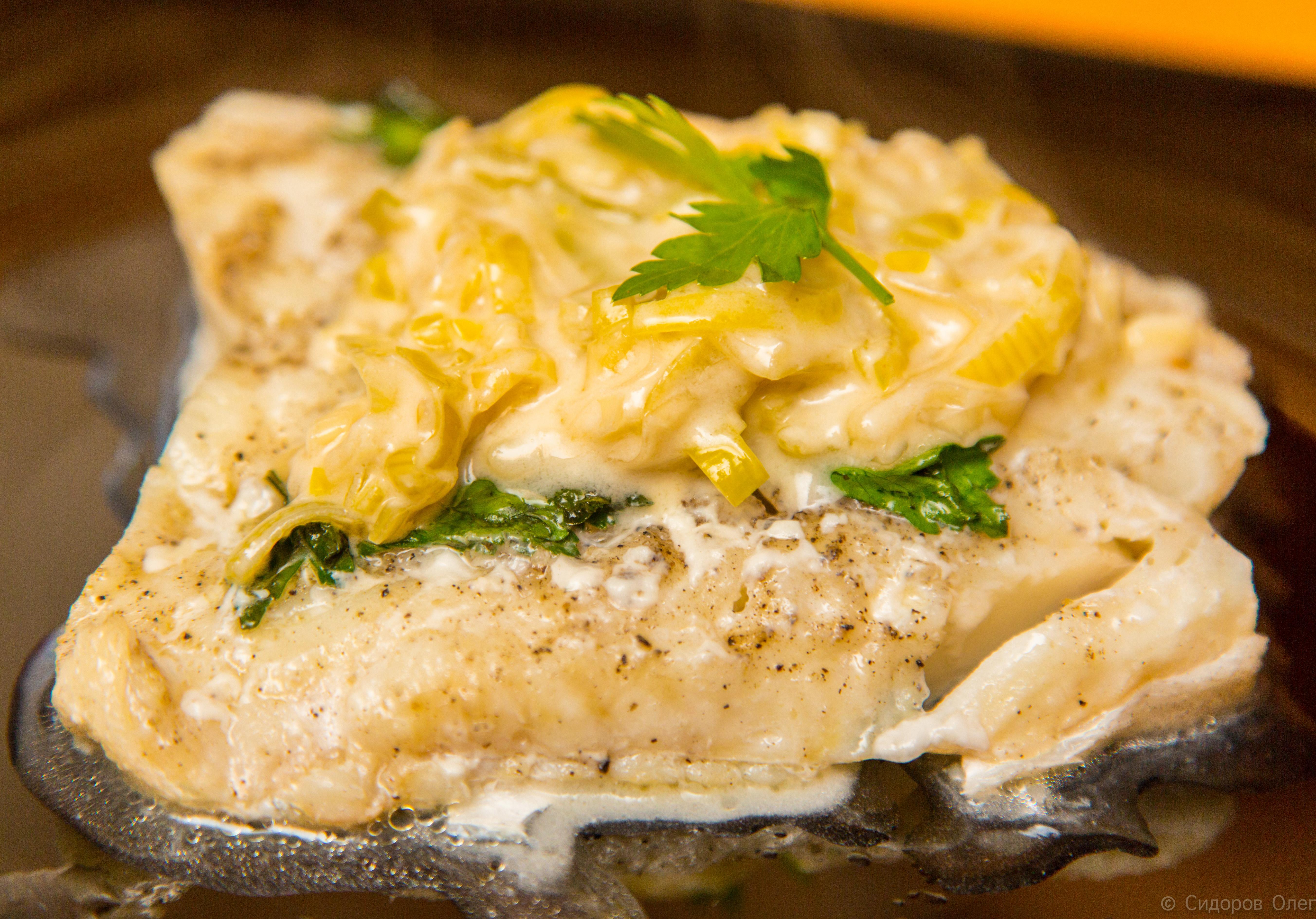 Блюда из трески рецепты пошагово