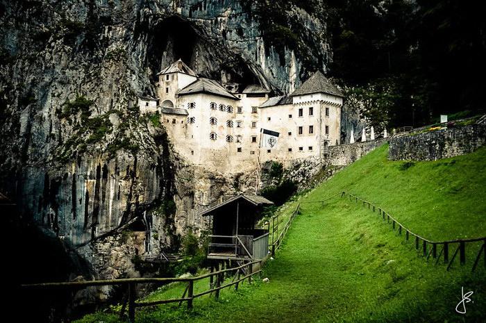 Словения в фотографиях Яна Суханека (Jan Suchanek)