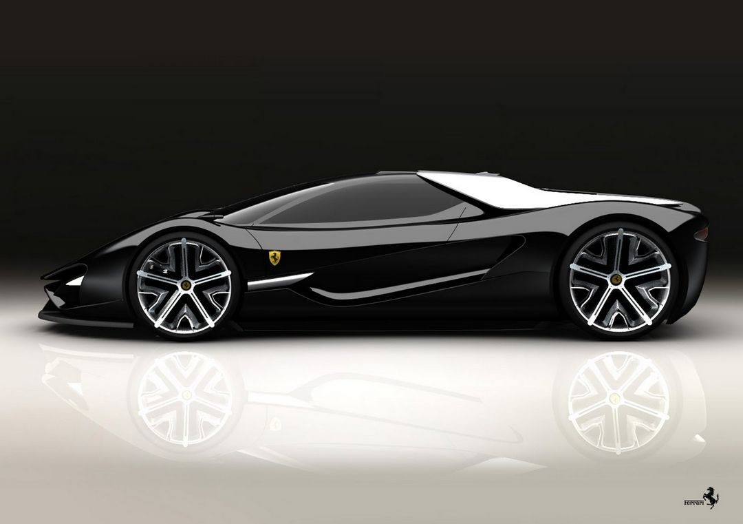 Концепт Ferrari Xezri