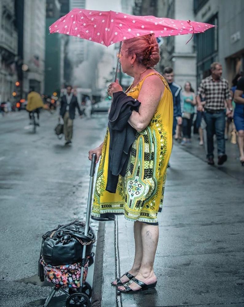 Уличные портреты из Нью-Йорка от Даниэля Физерстоуна (Daniel Featherstone)