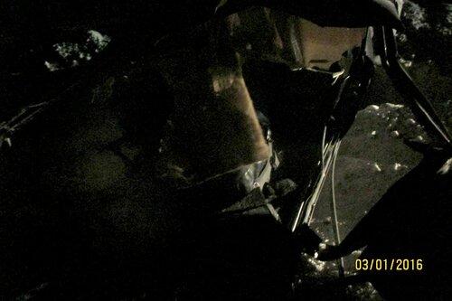 авария на Иртыше у Новогутово
