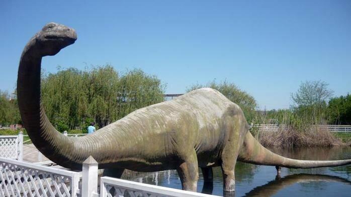 Португальский ученый вернул науке бронтозавров
