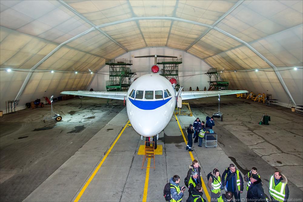 Yak42 Saratov Airlines