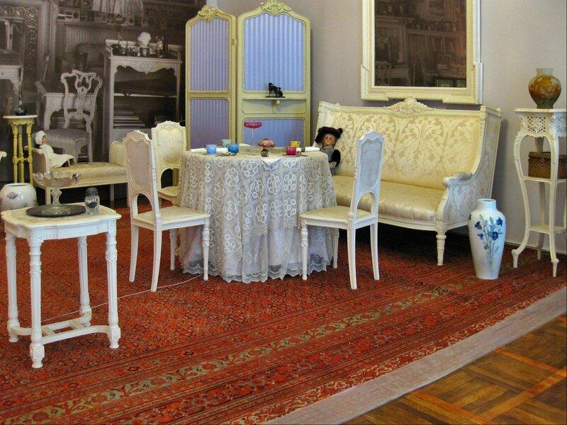 Бывший Сиреневый кабинет, Александровский дворец