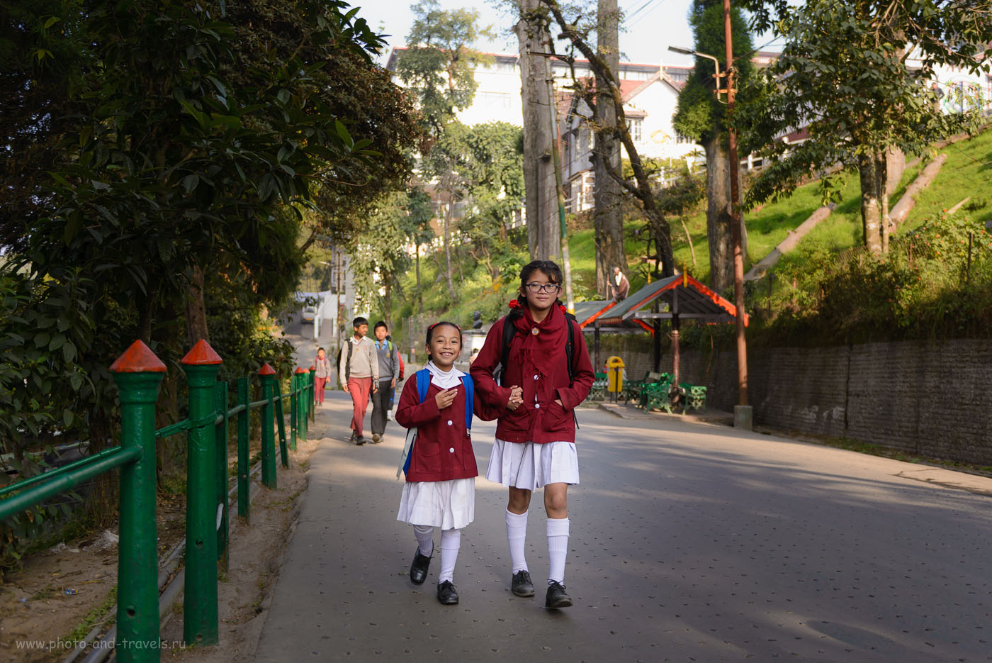 Фото 5. Отчет о поездке в Дарджилинг. Рассказы о самостоятельном отдыхе в Индии в ноябре 2016. 1/400, 2.8, 160, 32.