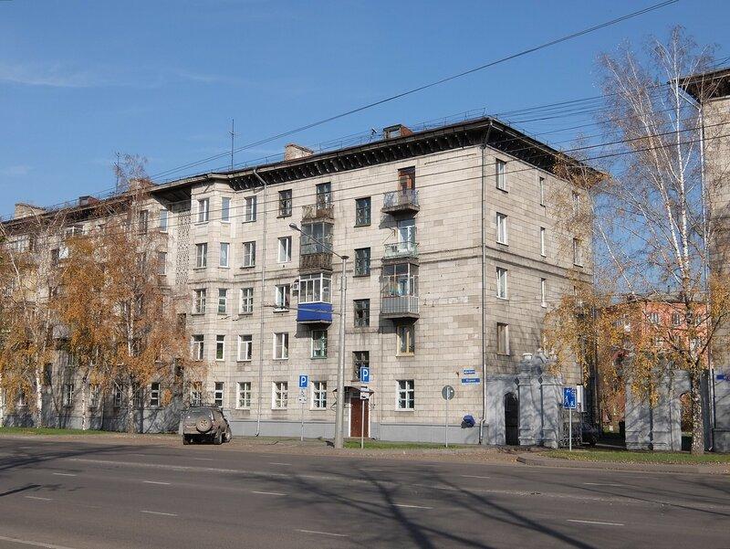 Новокузнецк - Проспект Курако