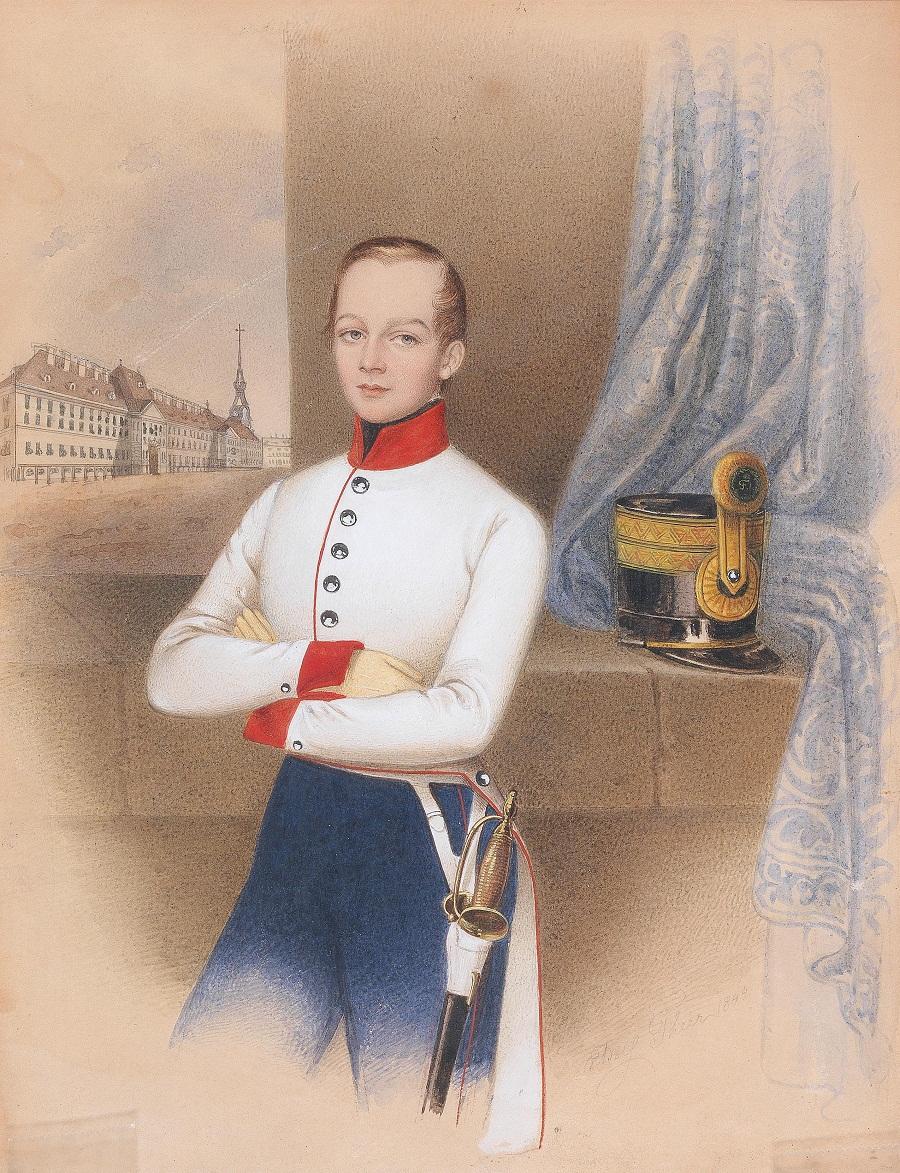 Adolf Theer(Johannisberg 1811-1868 Wien)