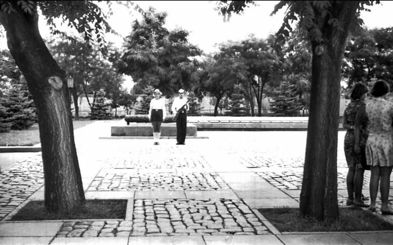36. Николаев. Прогулки по городу