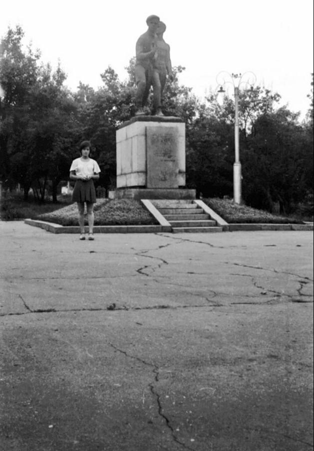 38. Николаев. Прогулки по городу