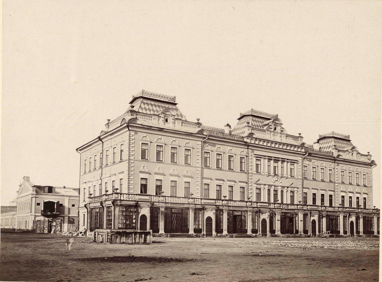 Гостиница «Московское подворье»