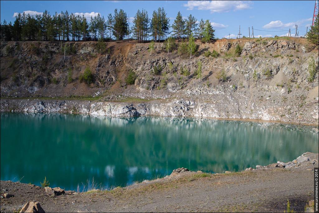 Курмановский Алапаевский асбестовый рудник