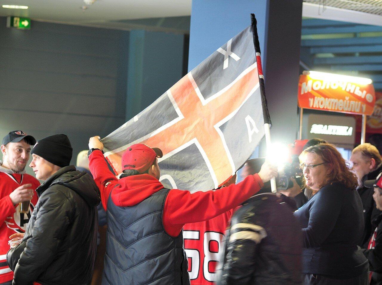 30Плей-офф Восток 1/4Металлург - Автомобилист 22.02.2016