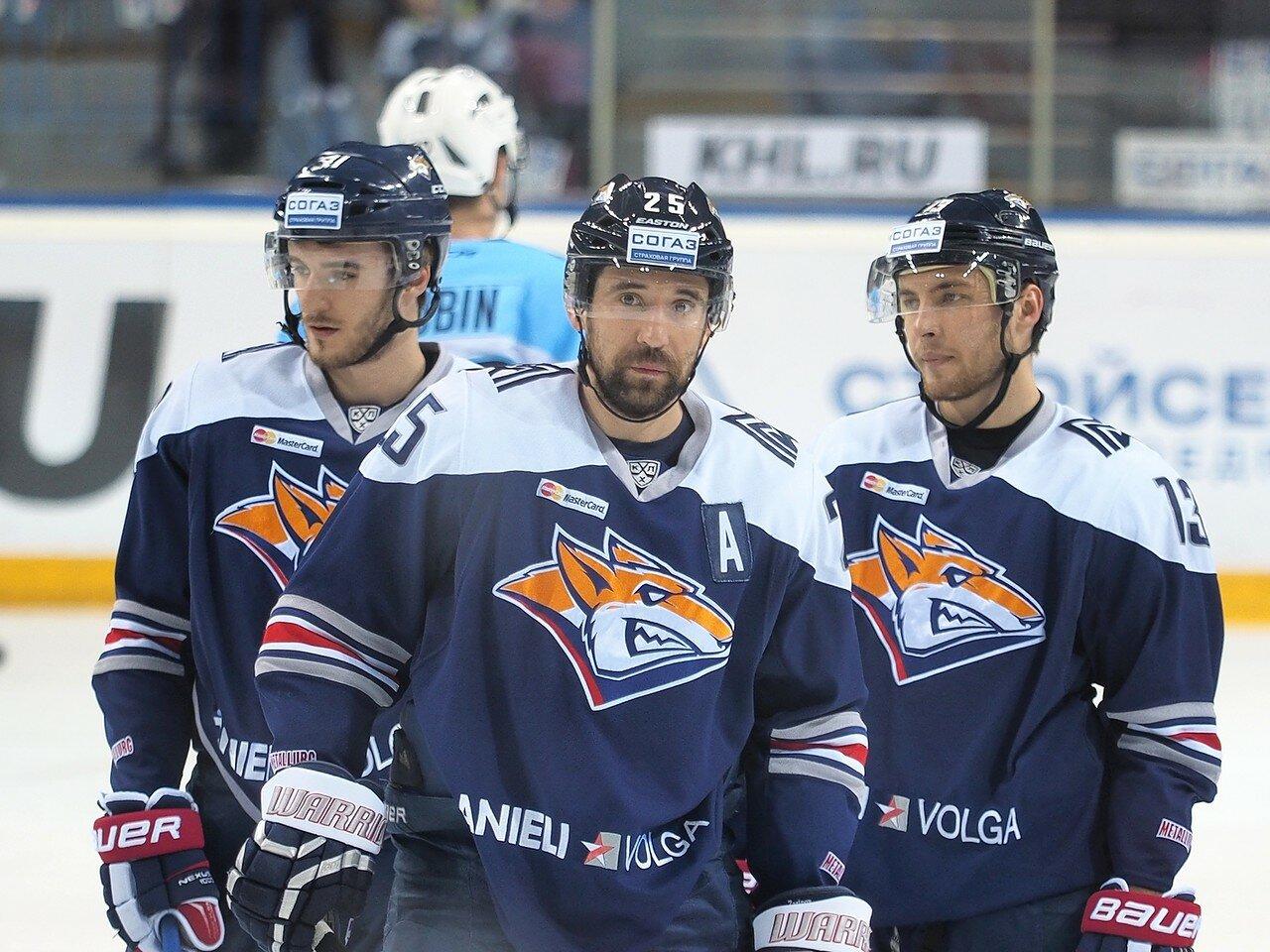 37Восток 1/2 плей-офф Металлург - Сибирь 08.03.2016