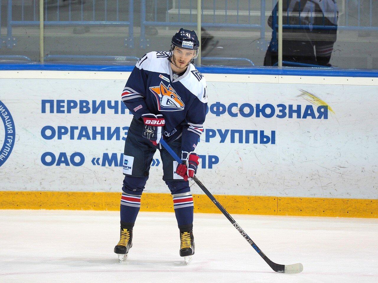 45Восток 1/2 плей-офф Металлург - Сибирь 08.03.2016