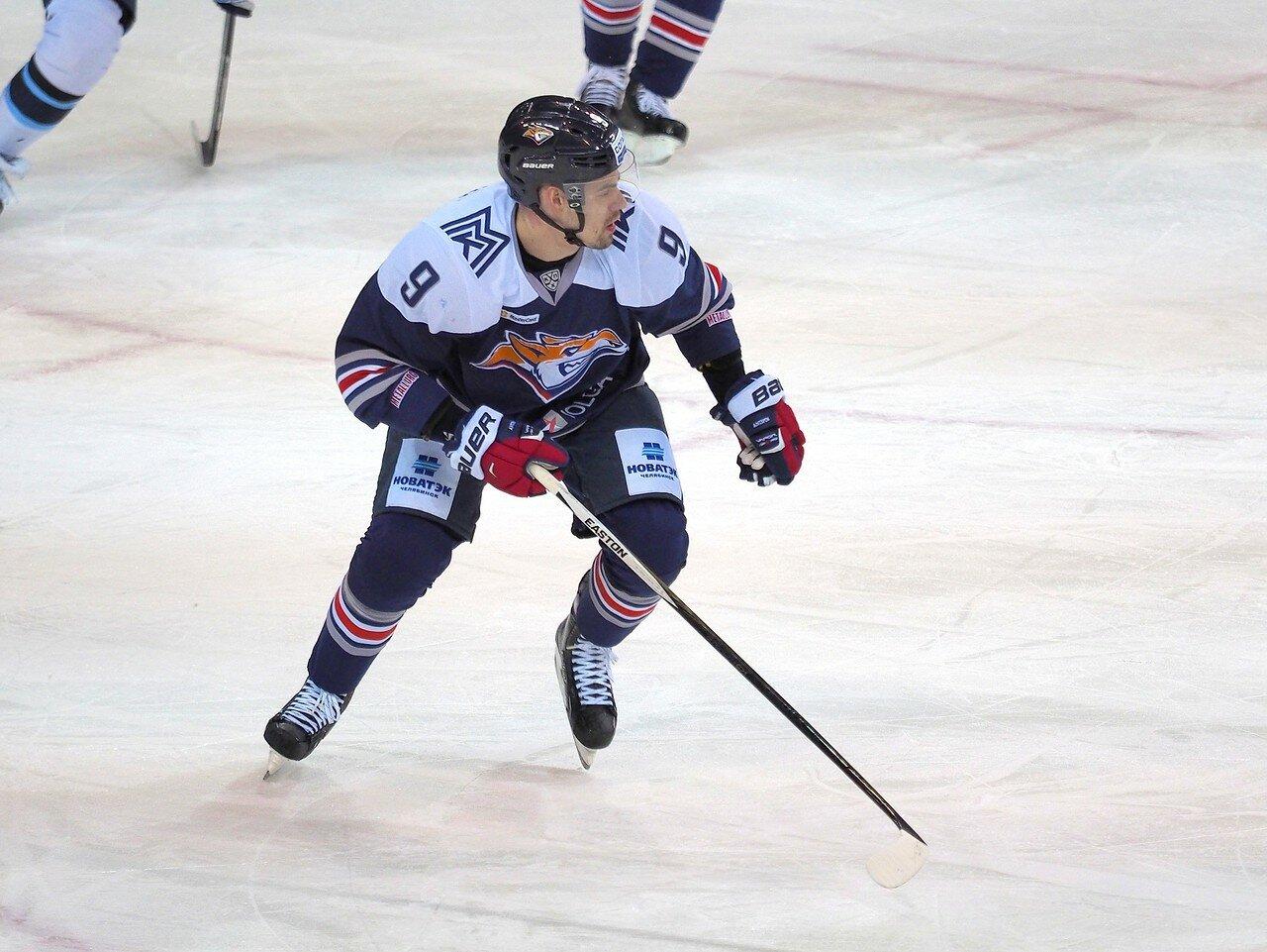 100Восток 1/2 плей-офф Металлург - Сибирь 08.03.2016