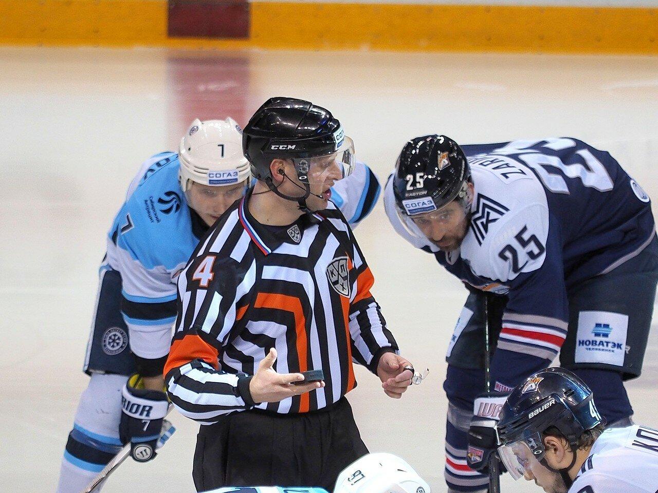 110Восток 1/2 плей-офф Металлург - Сибирь 08.03.2016