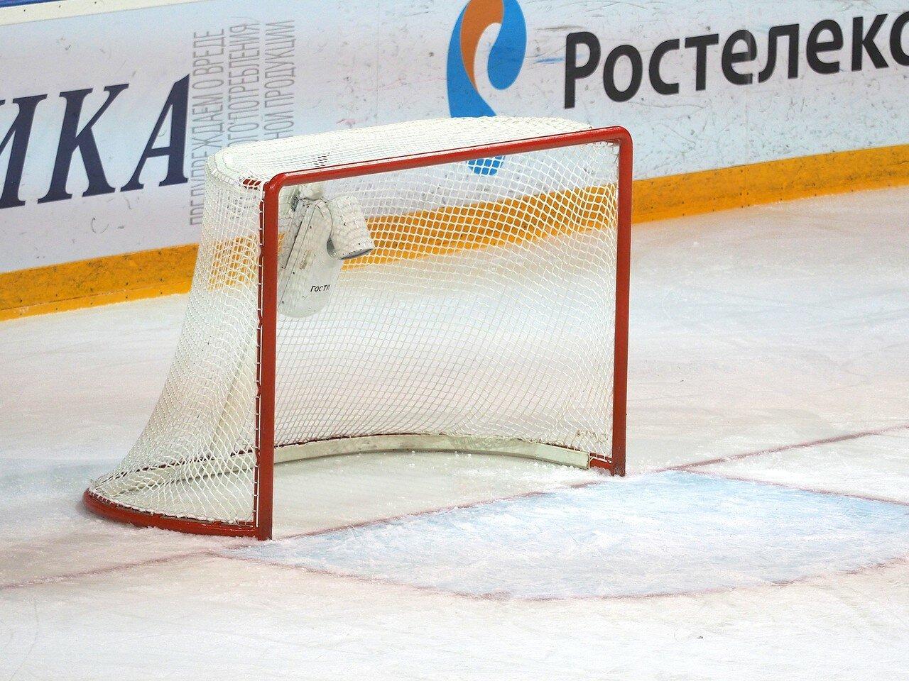 124Восток 1/2 плей-офф Металлург - Сибирь 08.03.2016
