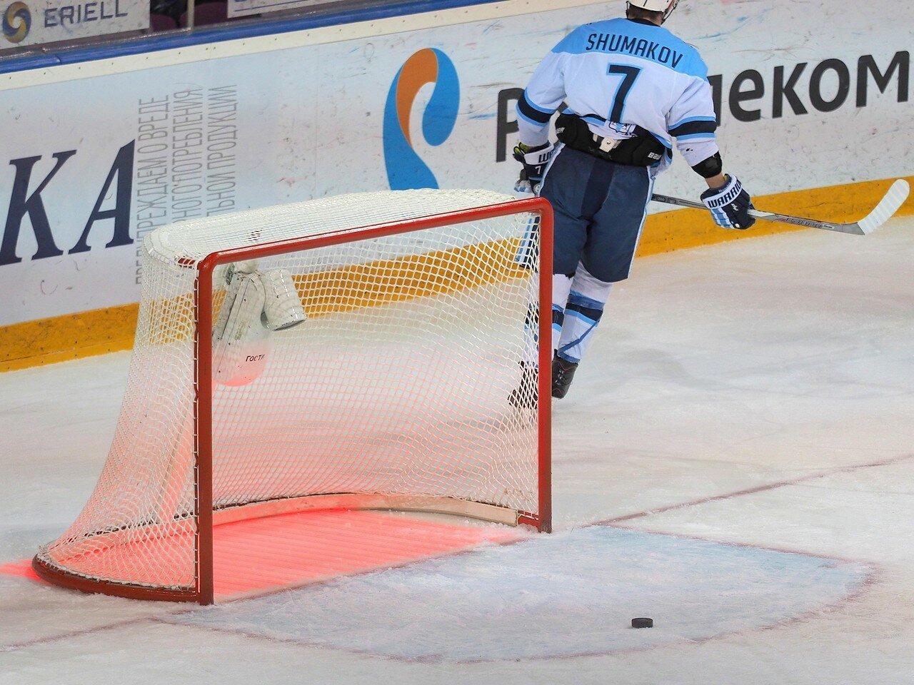 125Восток 1/2 плей-офф Металлург - Сибирь 08.03.2016