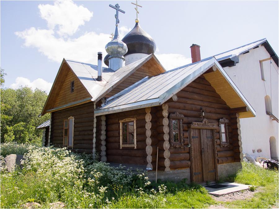 Церковь Николая Чудотворца в Сторожно