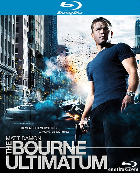 Ультиматум Борна / The Bourne Ultimatum (2007/BDRip/HDRip)