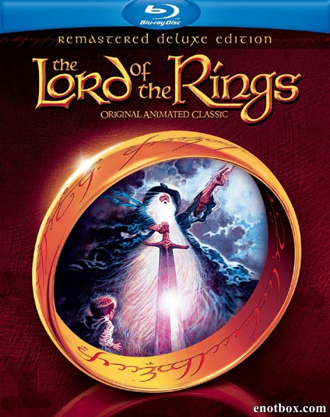 Властелин колец / The Lord of the Rings (1978/BDRip/HDRip)