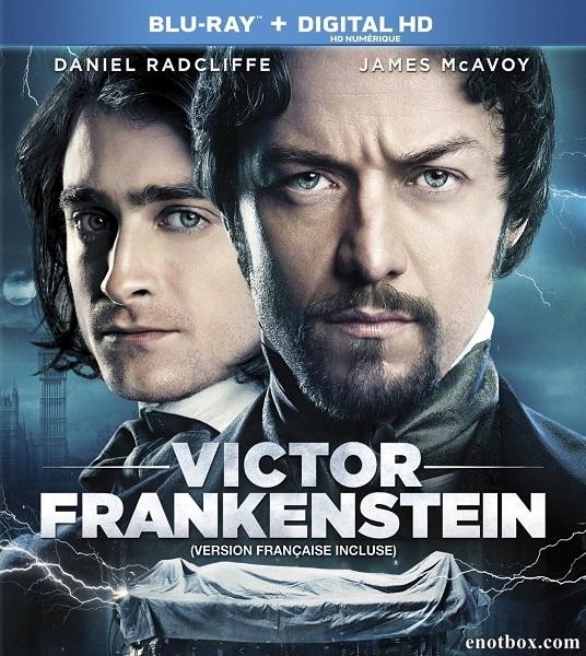 Виктор Франкенштейн / Victor Frankenstein (2015/BDRip/HDRip)