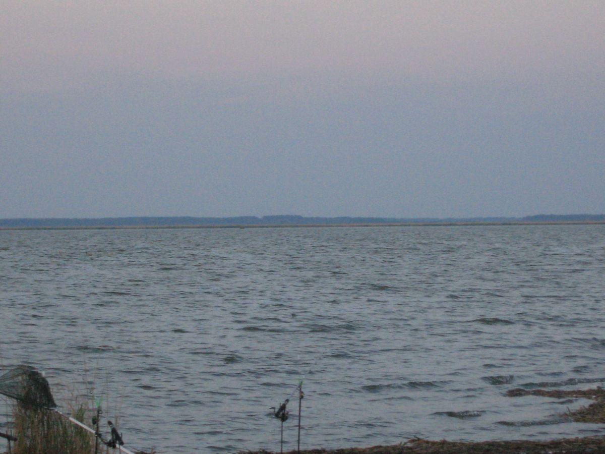 Рыбалка сберега наозере Айдыкуль. Снасти наготове! (30.08.2015)