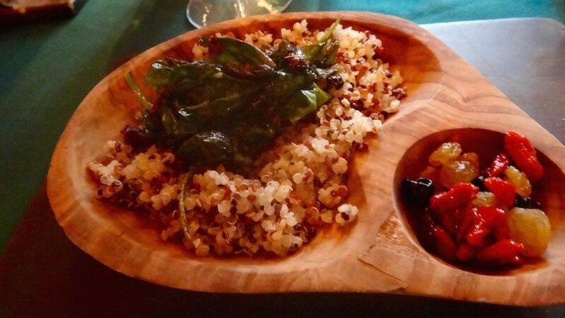 Лондонский ресторан с блюдами из насекомых
