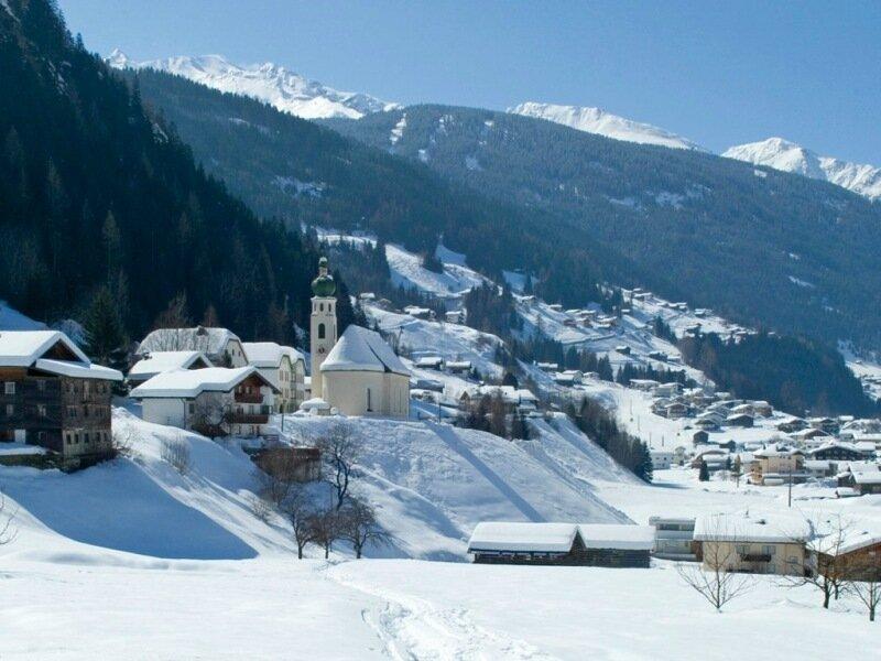 Прекрасные европейские горы Альпы в снегу 0 221f55 f1b4b438 XL