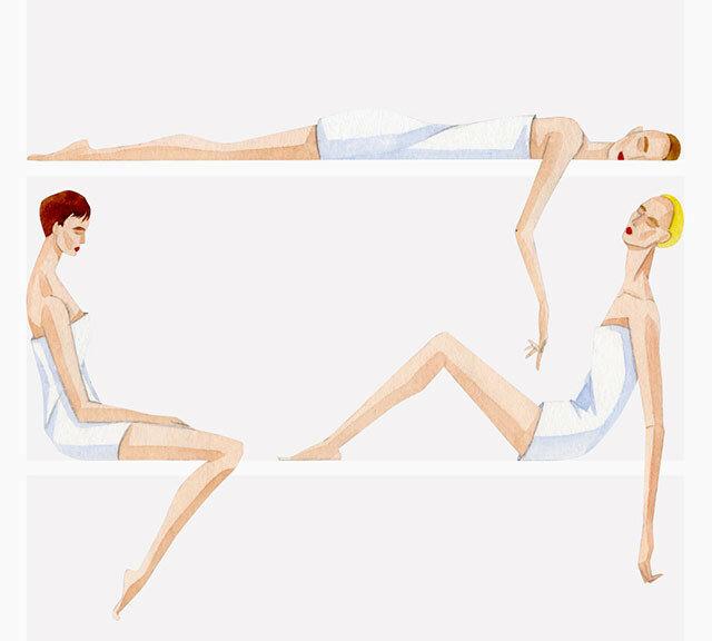 Как женщине переключиться на здоровый образ жизни в три подхода