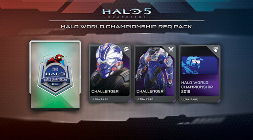 HaloWC REQ Pack