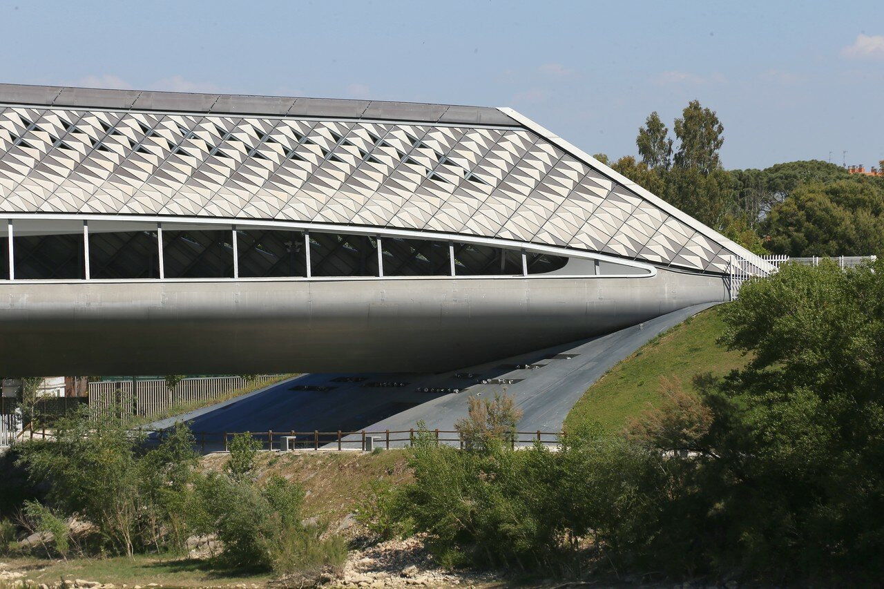 Recinto Expo Zaragoza (Expo 2008 exhibition complex)