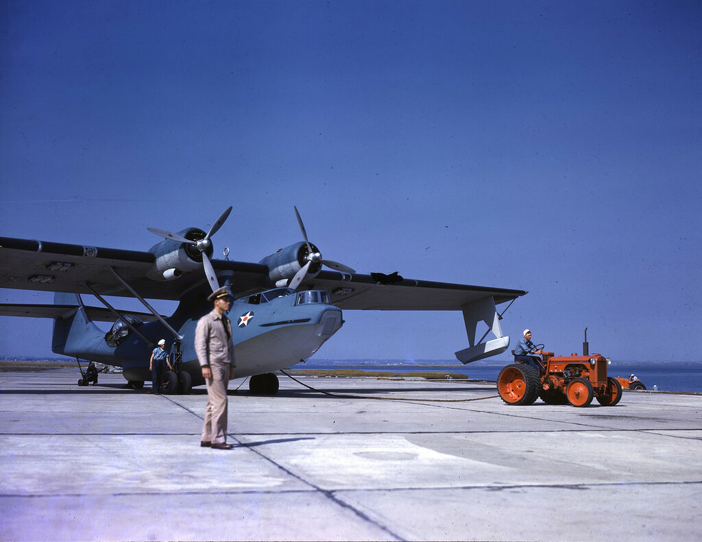 Consolidated PBY-5 Catalina - 1942ой год.jpg