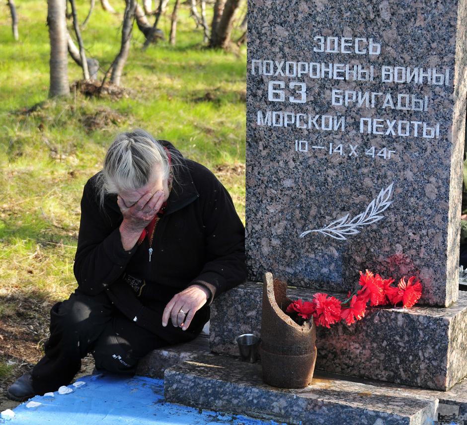 Встреча через года. Сергей Хитров.