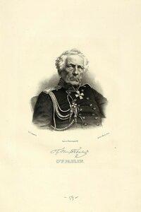 Пален Петр Петрович, Граф, Генерал-Адьютант