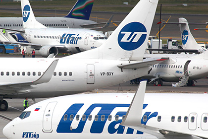 ХМАО купил 38,8% акций UTair