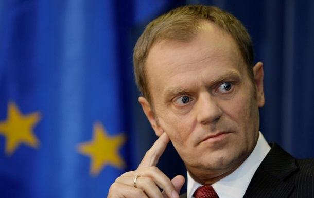 Руководитель Евросовета обвинил Российскую Федерацию вухудшении гуманитарной ситуации вСирии