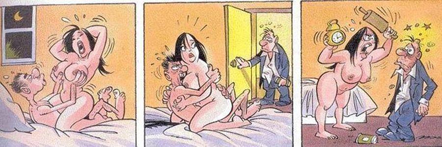 Подборка Смешного Порно