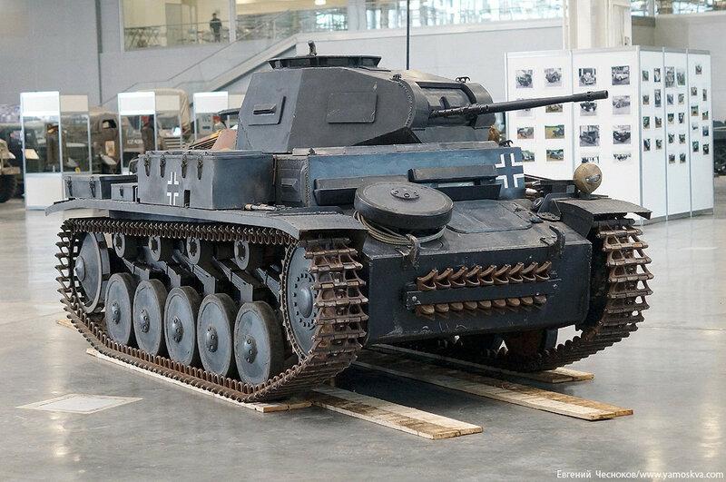 38. Моторы войны. Герм. танк. 18.03.16.02..jpg
