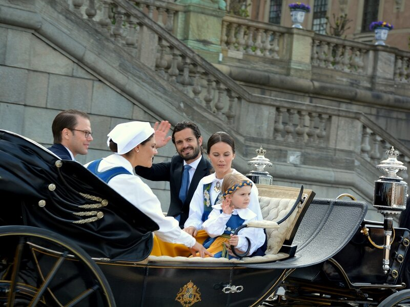 Королевское семейство