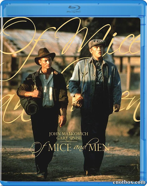 О мышах и людях / Of Mice and Men (1992/BDRip/HDRip)
