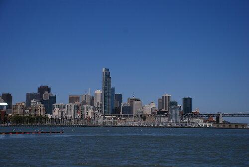 Финансовый центр (Financial District) в Сан-Франциско