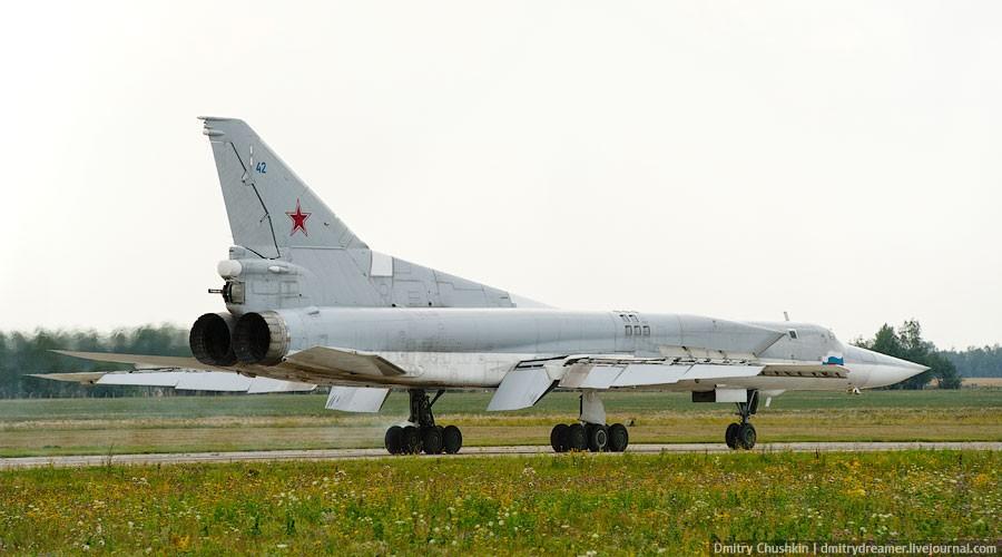 Ту-22М3 — советский дальний сверхзвуковой ракетоносец-бомбардировщик с изменяемой геометрией крыла.
