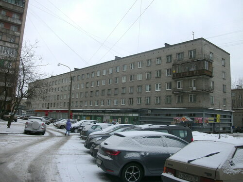2-й рабфаковский пер. 22