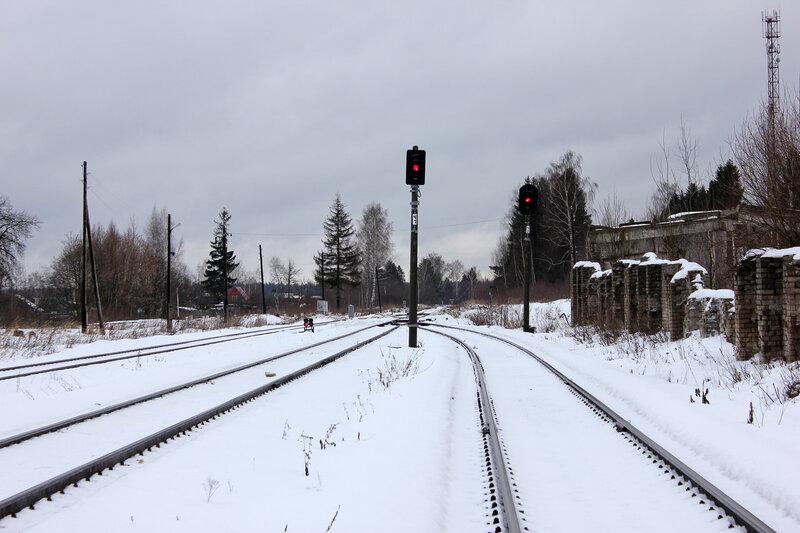 Красные выходные со станции белый городок на Калязин