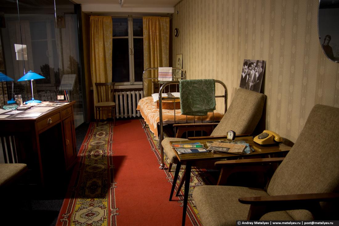 комната Высоцкого