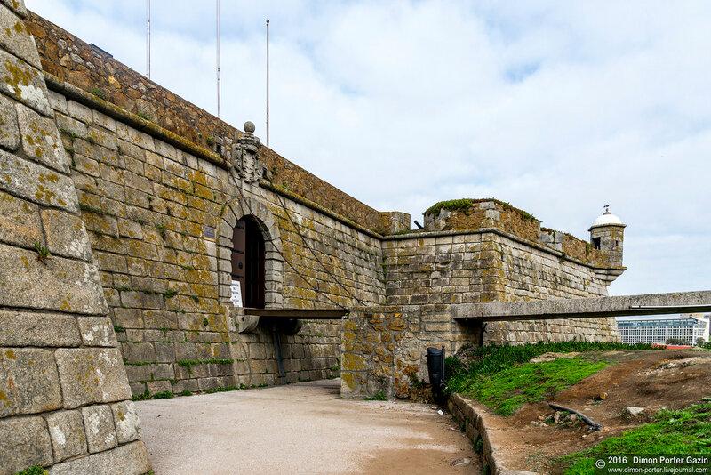 Порту. Сырный форт