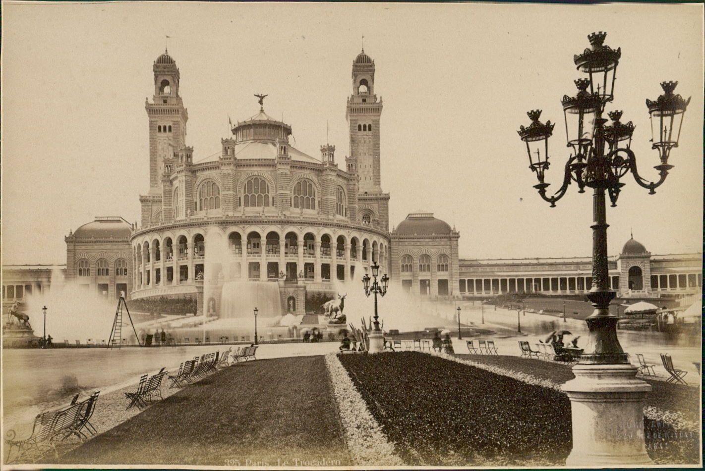 1889. Трокадеро